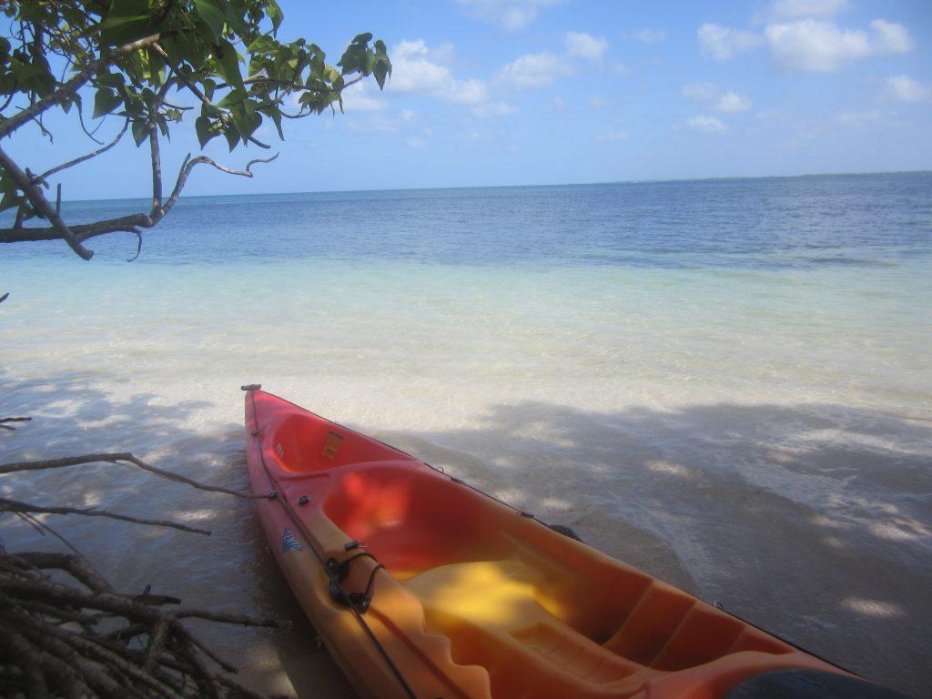Kayak en Guadeloupe