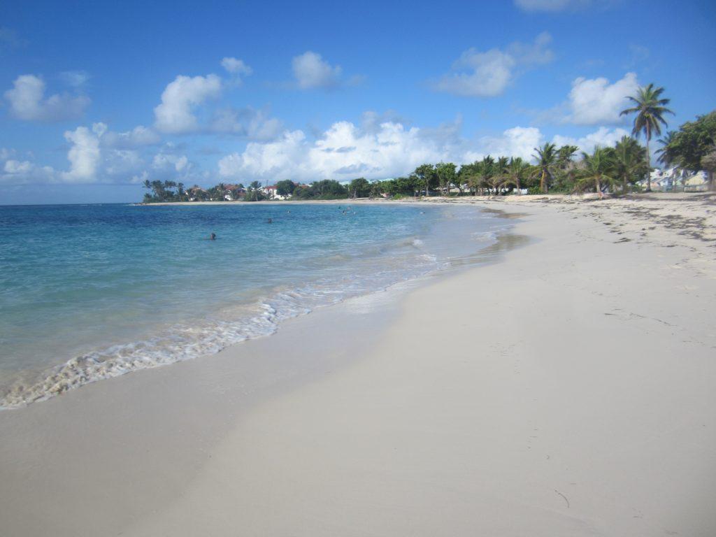 Saint-François, plage