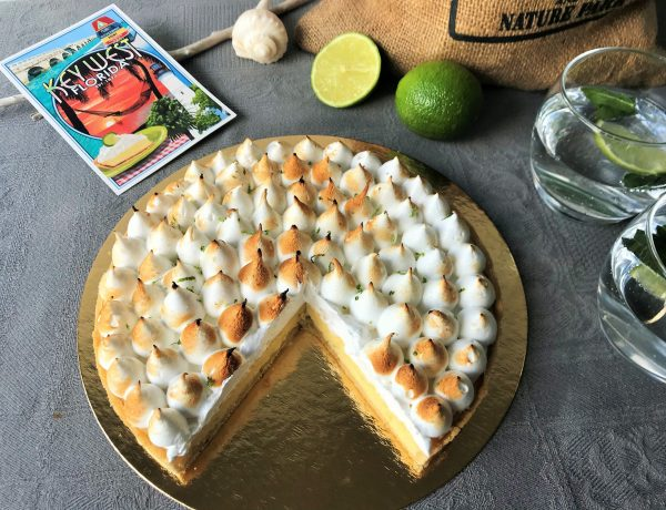 Tarte Key Lime Pie
