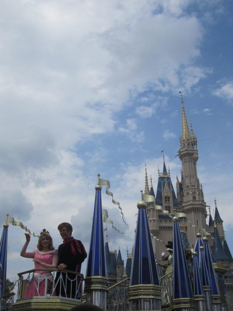 Parade à Magic Kingdom, Disney World