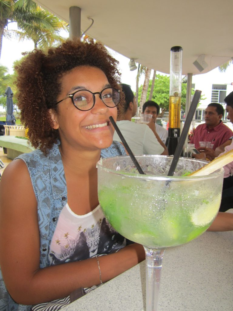 Enorme cocktail à Miami